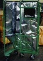 防塵・防水・保冷シート付き仕様
